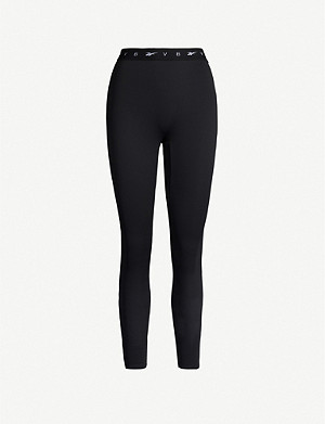 REEBOK X VICTORIA BECKHAM Performance stretch-jersey leggings
