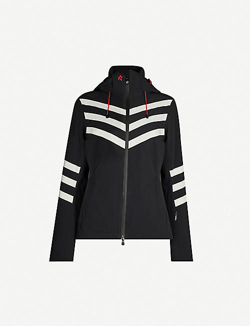 PERFECT MOMENT: Pm chevron s day jacket