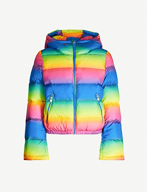 PERFECT MOMENT Polar Flare shell-down jacket