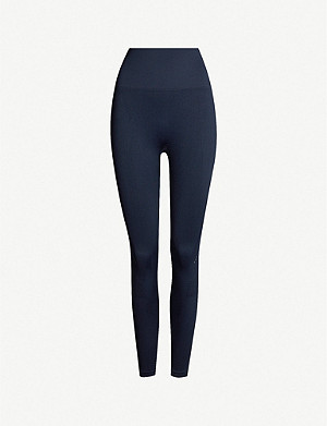 LNDR Blackout stretch-jersey leggings