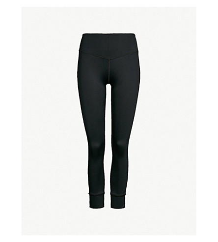 a554922eed3b1 LURV - Game Strong stretch-jersey leggings | Selfridges.com