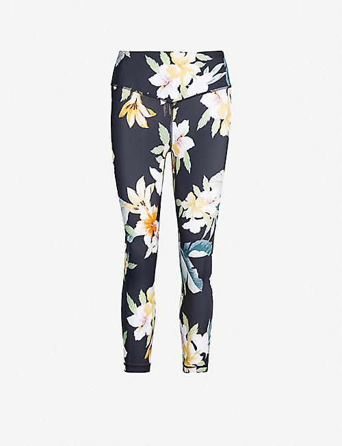 LURV Island Bliss stretch-jersey leggings