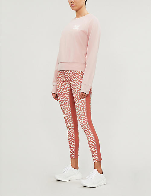 LURV Morning Reflections stretch-jersey sweatshirt