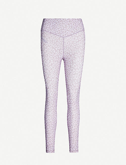 LURV Soft Ambience 7/8 stretch-jersey leggings