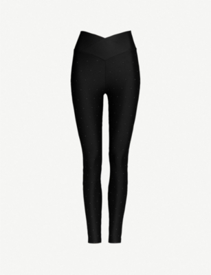 BEACH RIOT Cara stretch-jersey leggings