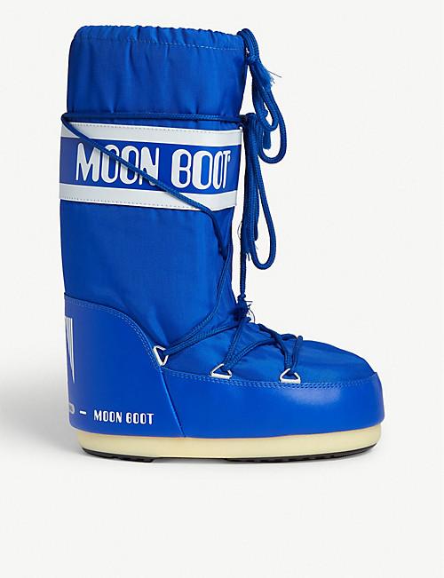 Moon Boot Snow Boots Selfridgescom