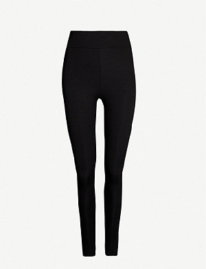 VAARA Grace stretch-woven leggings