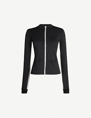 VAARA Thermal stretch-woven jacket