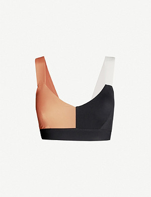 VAARA Elsa stretch-jersey sports bra