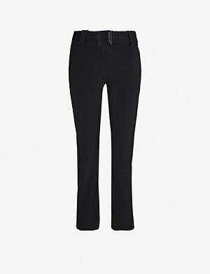 GOLDBERGH Pippa long high-rise slim-fit shell ski trousers
