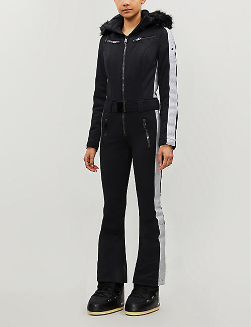 GOLDBERGH Empress crepe ski suit