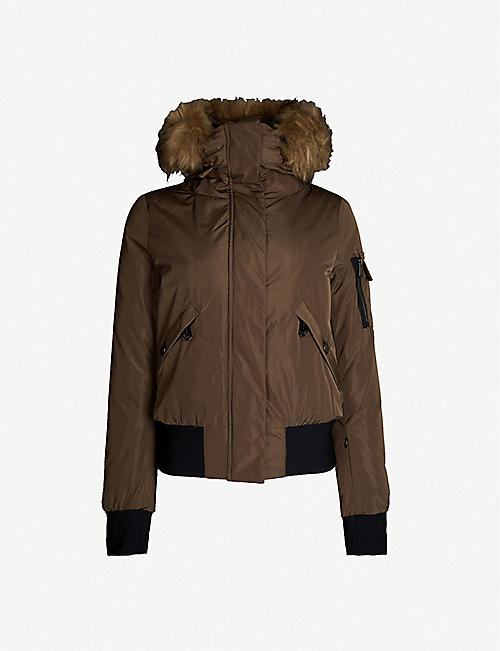 Jackets - Ski wear - Sportswear - Clothing - Womens - Selfridges ... fd662404b