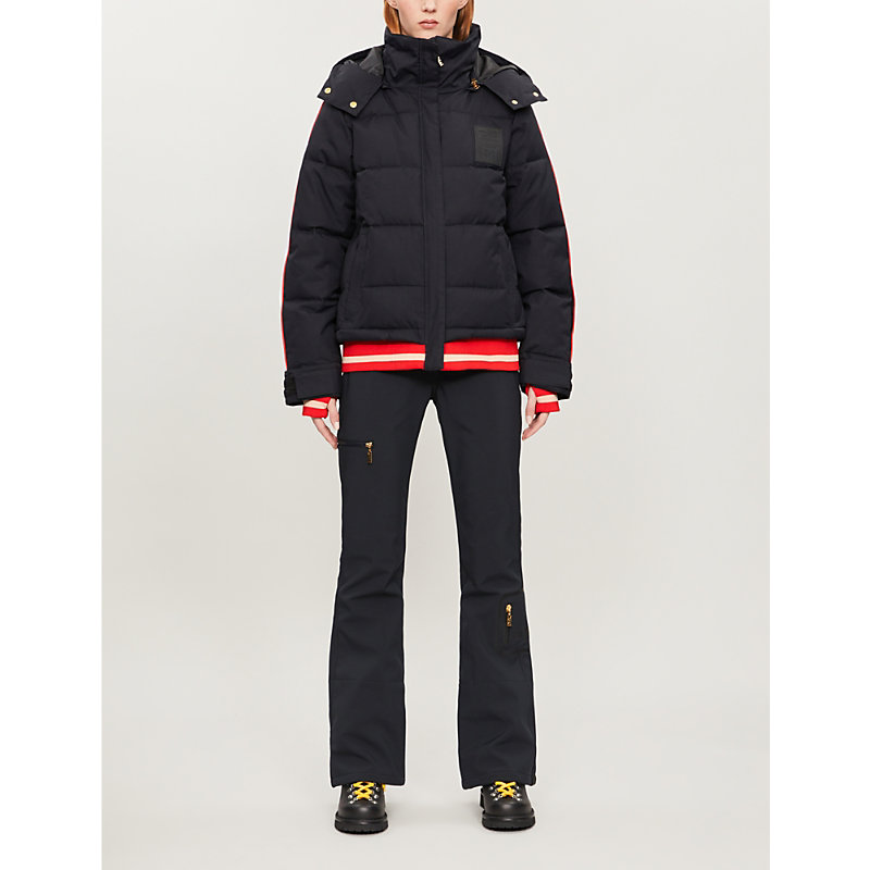 P.e Nation Jackets COUNTERPUNCH NYLON PUFFER JACKET