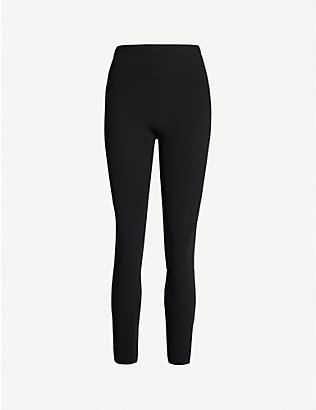 LORNA JANE: Amy high-rise stretch-jersey leggings