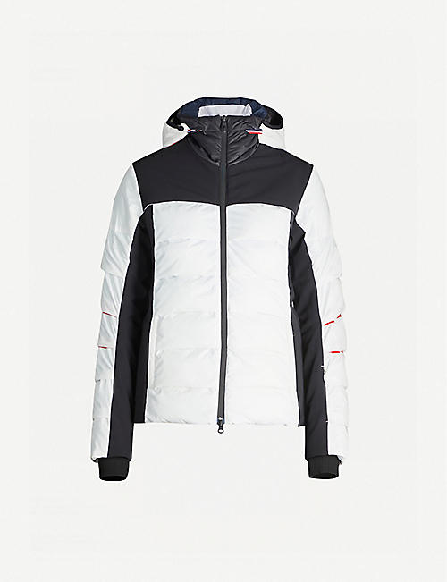 ROSSIGNOL Surfusion shell-down ski jacket