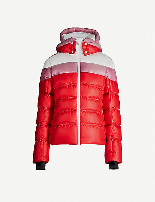 ROSSIGNOL Hiver shell-down ski jacket