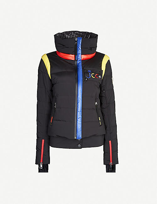 ROSSIGNOL Mooni padded shell jacket