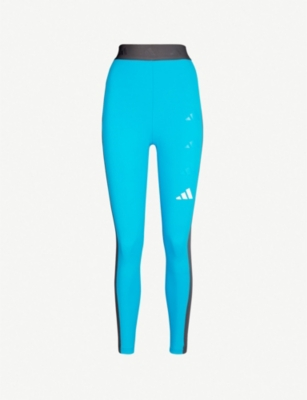ADIDAS PERFORMANCE The Pack stretch-cotton leggings