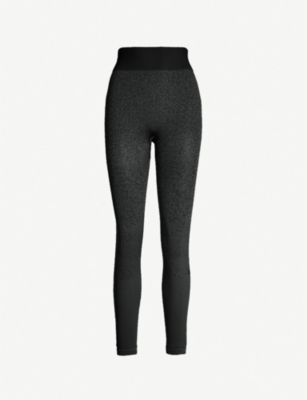 ADIDAS PERFORMANCE Believe This Primeknit FLW stretch-jersey leggings