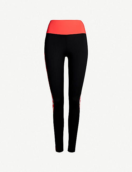 2c45c7b7f89630 ADIDAS PERFORMANCE Believe This high-rise stretch-jersey leggings