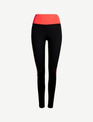 ADIDAS PERFORMANCE Believe This high-rise stretch-jersey leggings