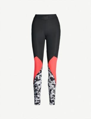 ADIDAS PERFORMANCE Alphaskin Sport Iteration stretch-jersey leggings
