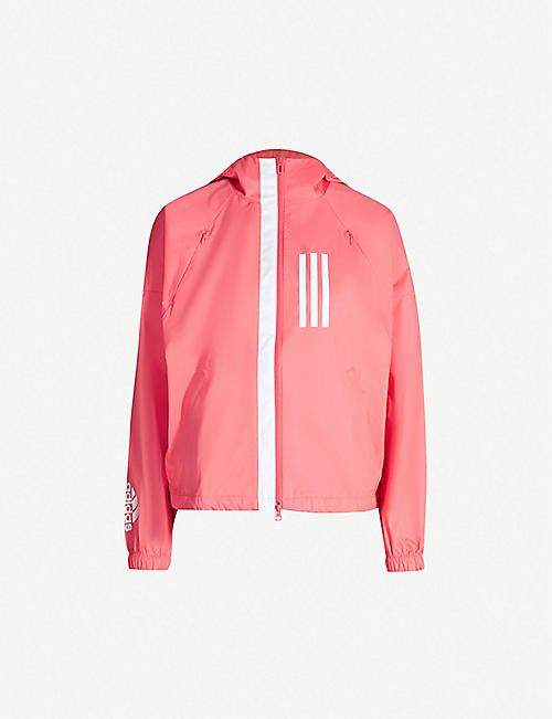 ADIDAS PERFORMANCE adidas W.N.D. shell jacket
