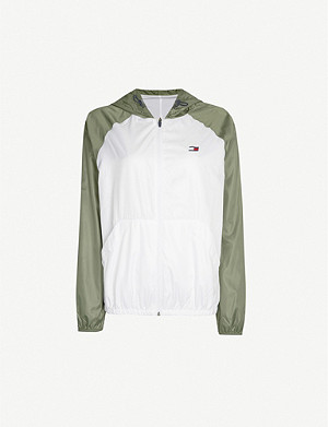 TOMMY SPORT Windbreaker shell jacket