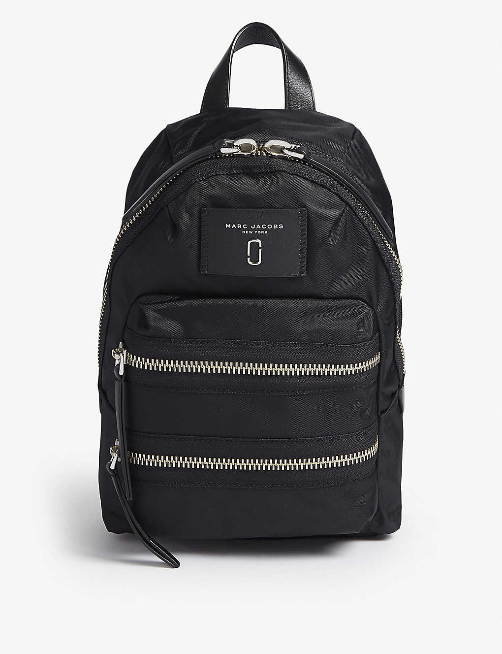 e5831eaf63c45 MARC JACOBS - Biker nylon mini backpack