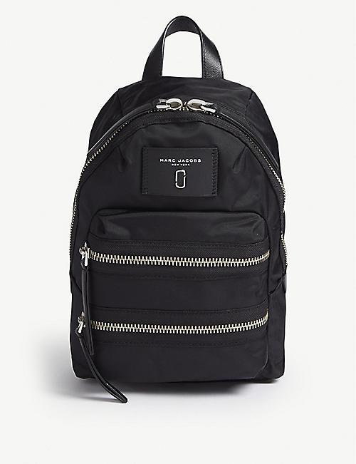0a9f6502da46 MARC JACOBS Biker nylon mini backpack