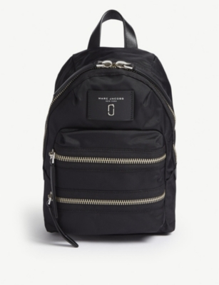 MARC JACOBS Biker nylon mini backpack