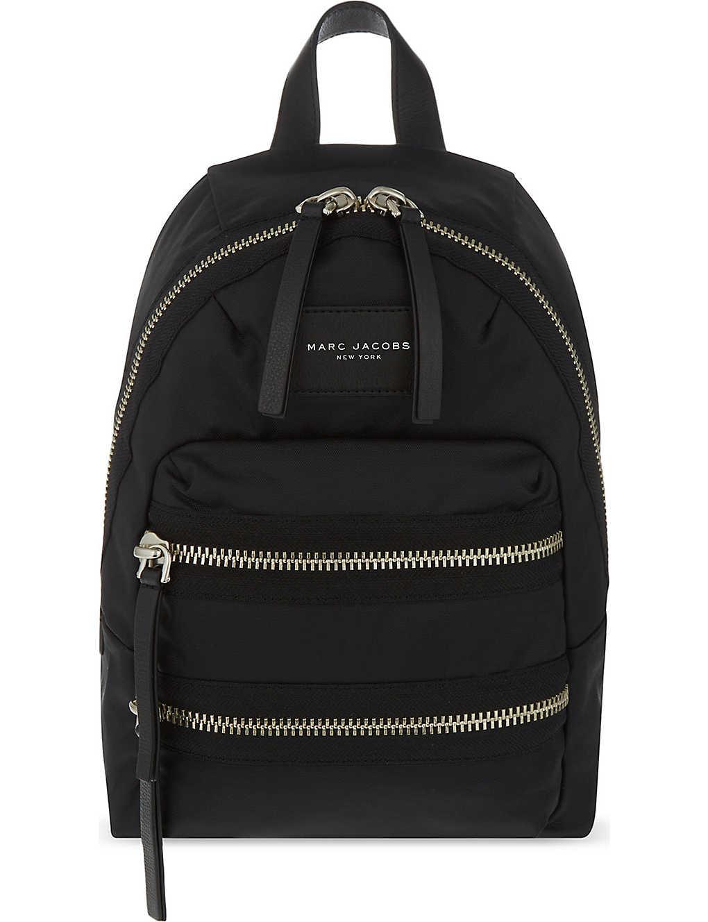 9383185f5 MARC JACOBS - Biker nylon mini backpack | Selfridges.com