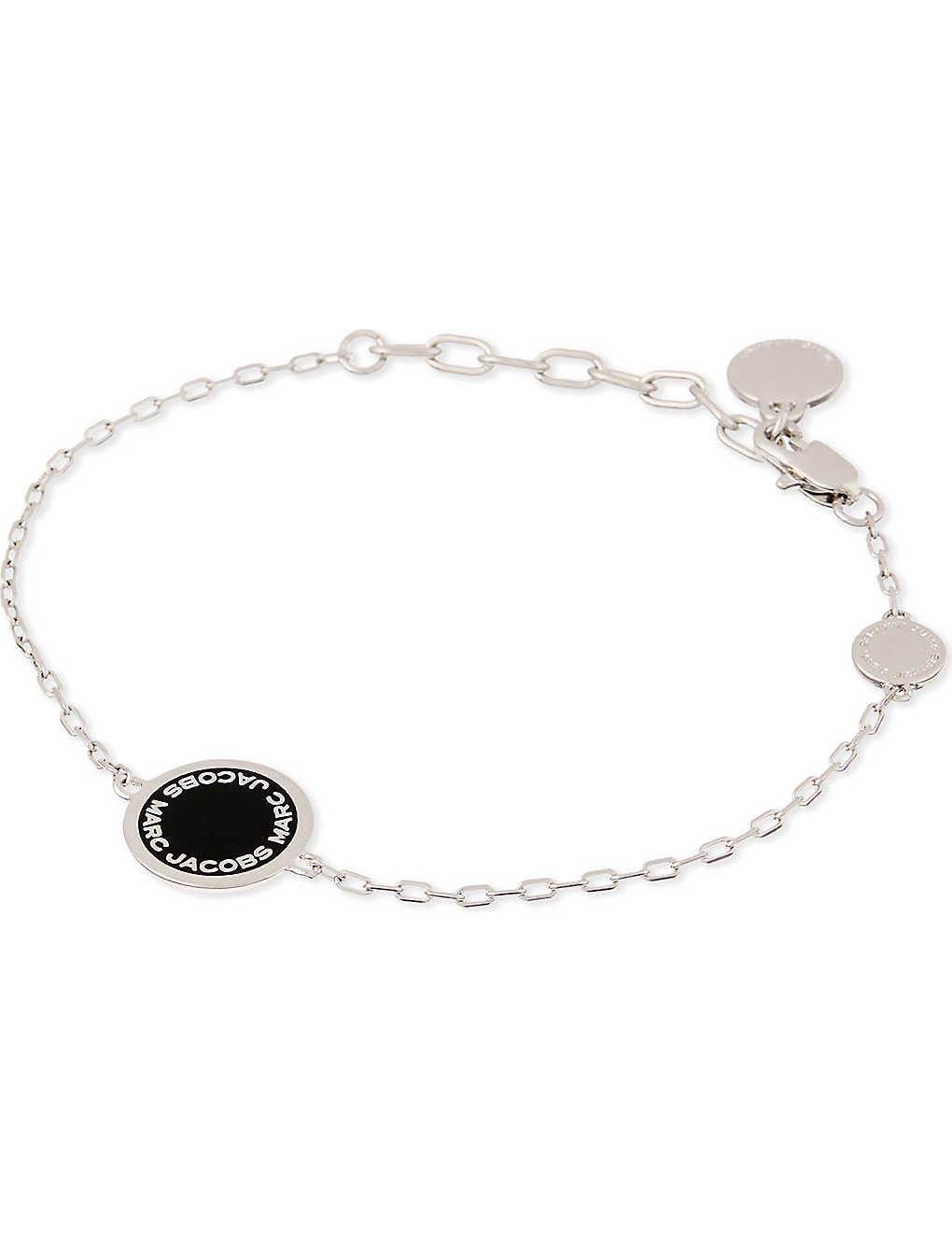 f7021c0d6fff2 MARC JACOBS - Logo pendant bracelet | Selfridges.com