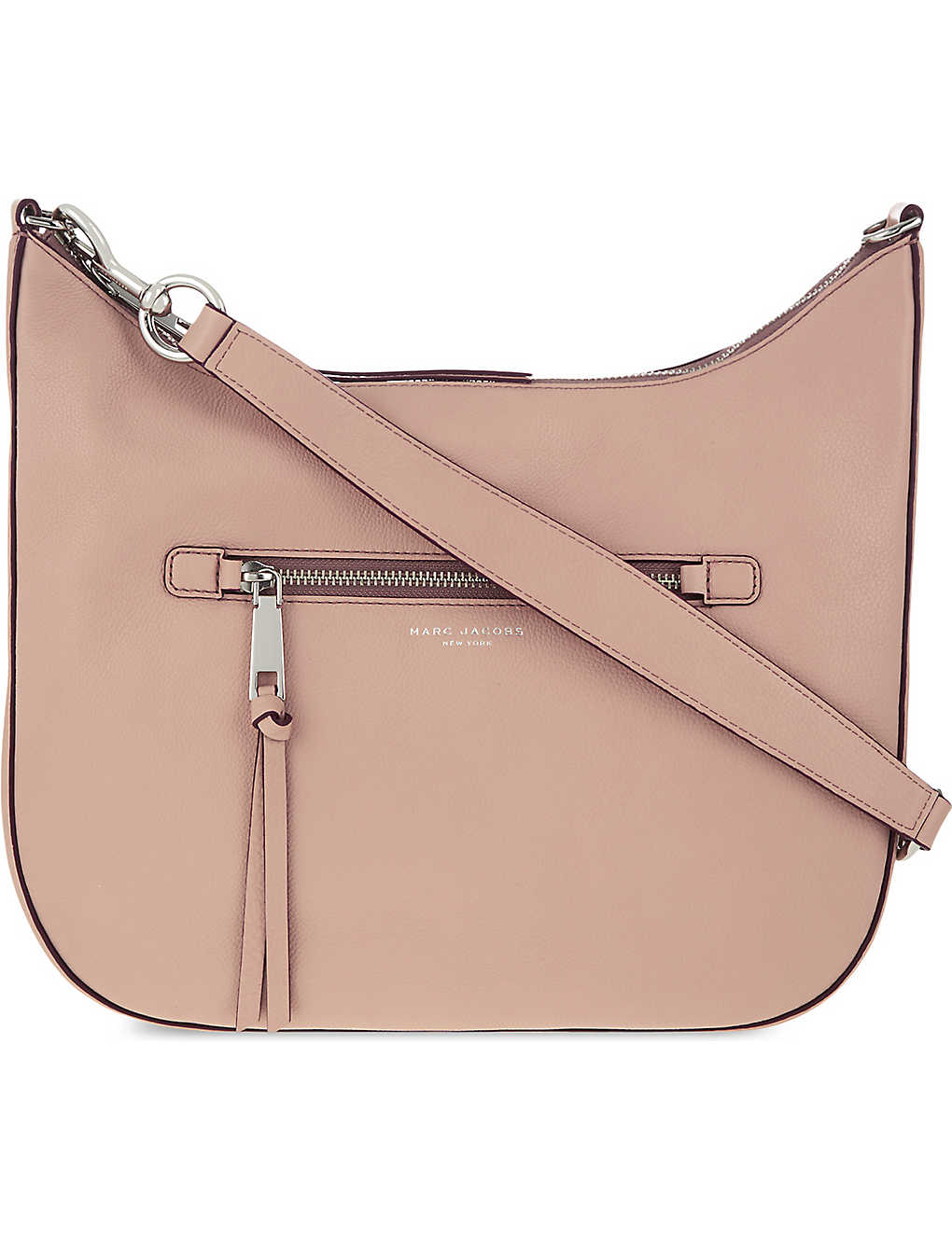 14ca6a5ea MARC JACOBS - Recruit leather hobo shoulder bag | Selfridges.com