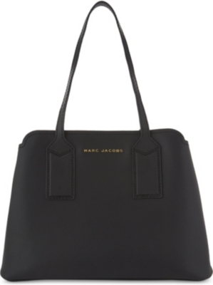 MARC JACOBS The Editor leather shoulder bag