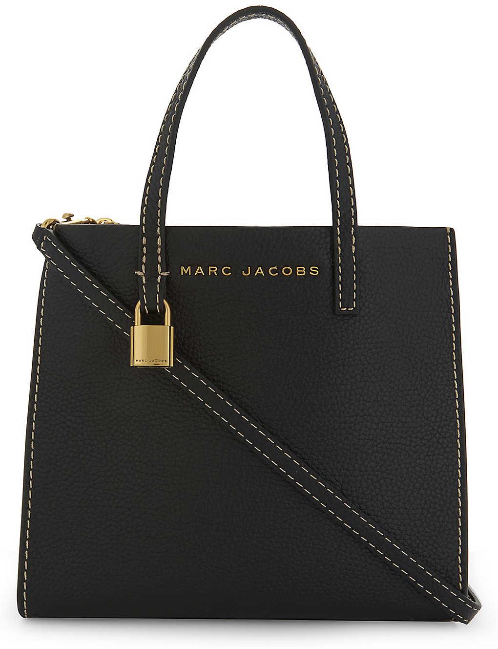 9110056bdc14 MARC JACOBS - Mini Grind tote bag