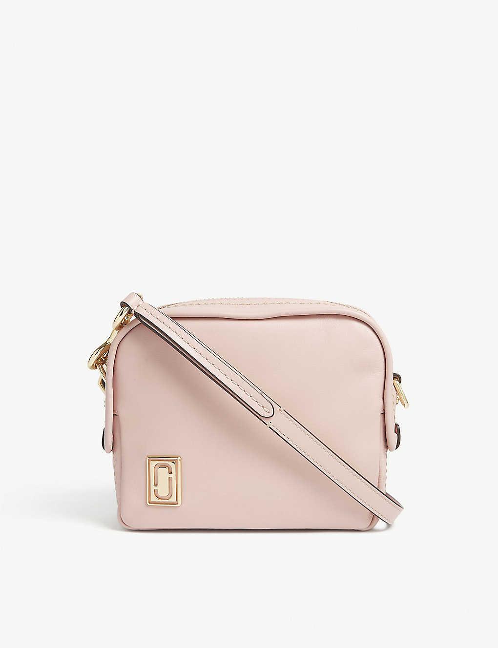 613d9b56e87 MARC JACOBS - Mini Squeeze leather cross-body bag