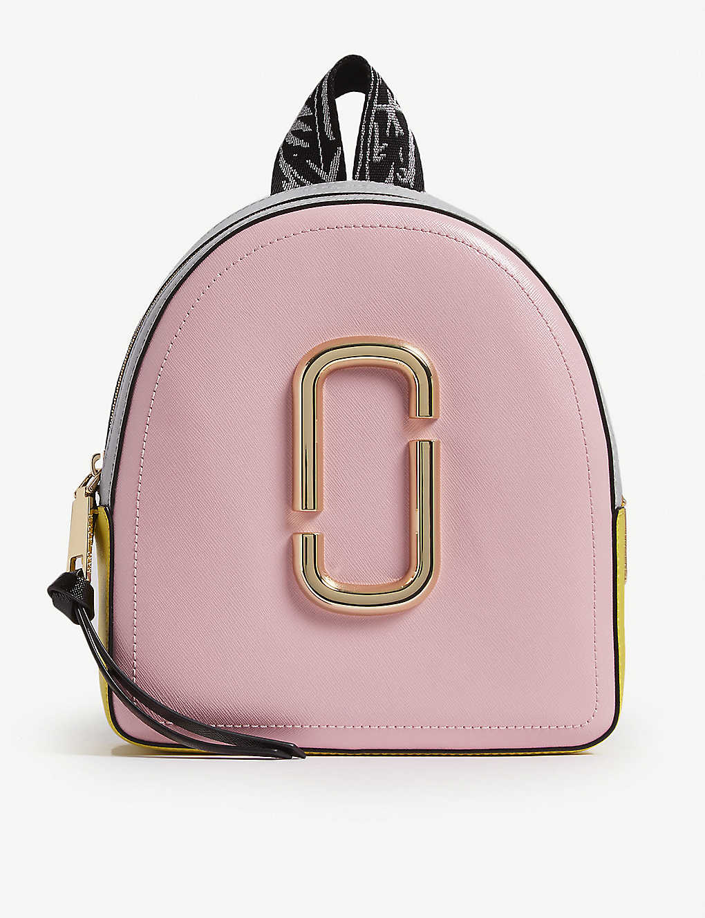 0f1bee56f16e MARC JACOBS - Pack Shot leather backpack
