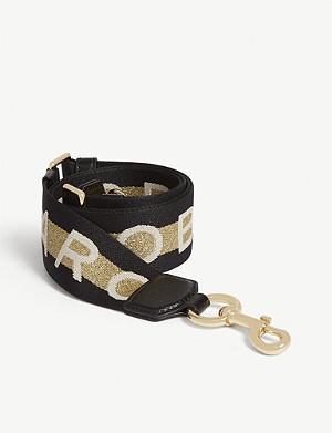Webbing bag strap