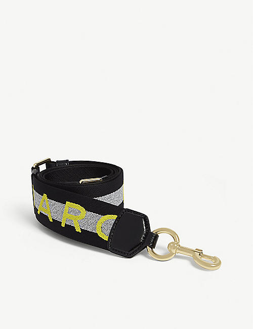 MARC JACOBS: Webbing bag strap