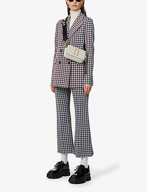 MARC JACOBS 快照交叉体钱包