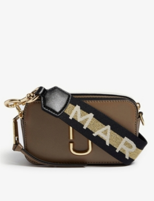 210341e8bb75 MARC JACOBS - Snapshot cross-body bag