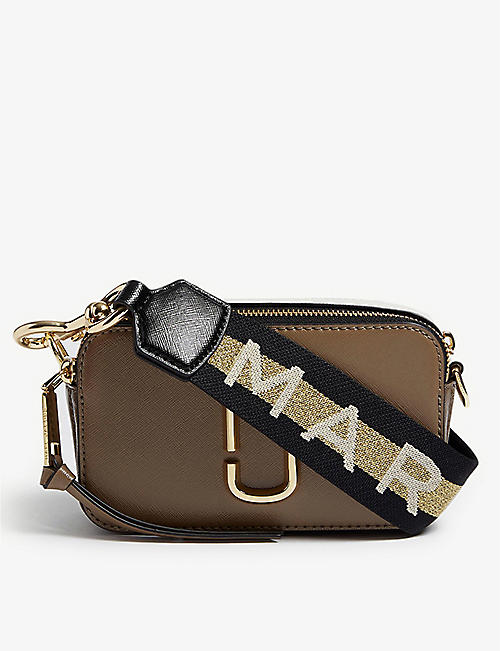 MARC JACOBS Snapshot cross-body wallet