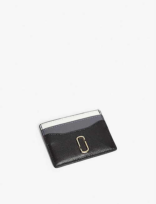 MARC JACOBS Leather cardholder