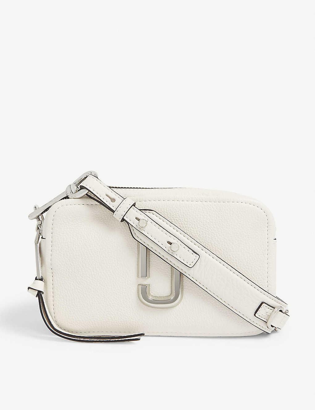 f285104681 MARC JACOBS - Soft Shot cross-body bag | Selfridges.com