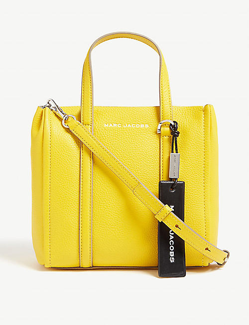 MARC JACOBS Tag tote bag