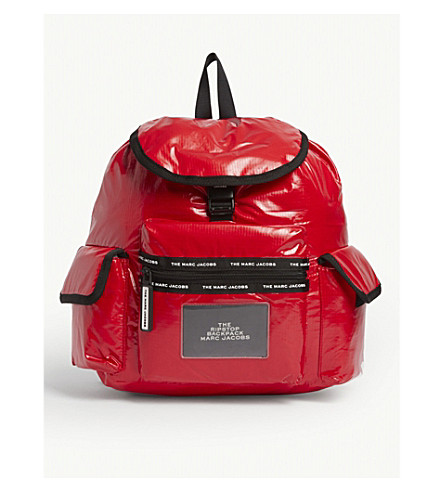 Marc Jacobs Backpacks Ripshot nylon backpack