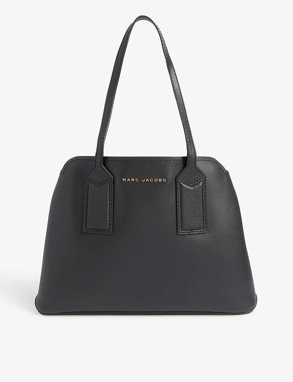 MARC JACOBS: Softshot 27 grained leather cross-body bag