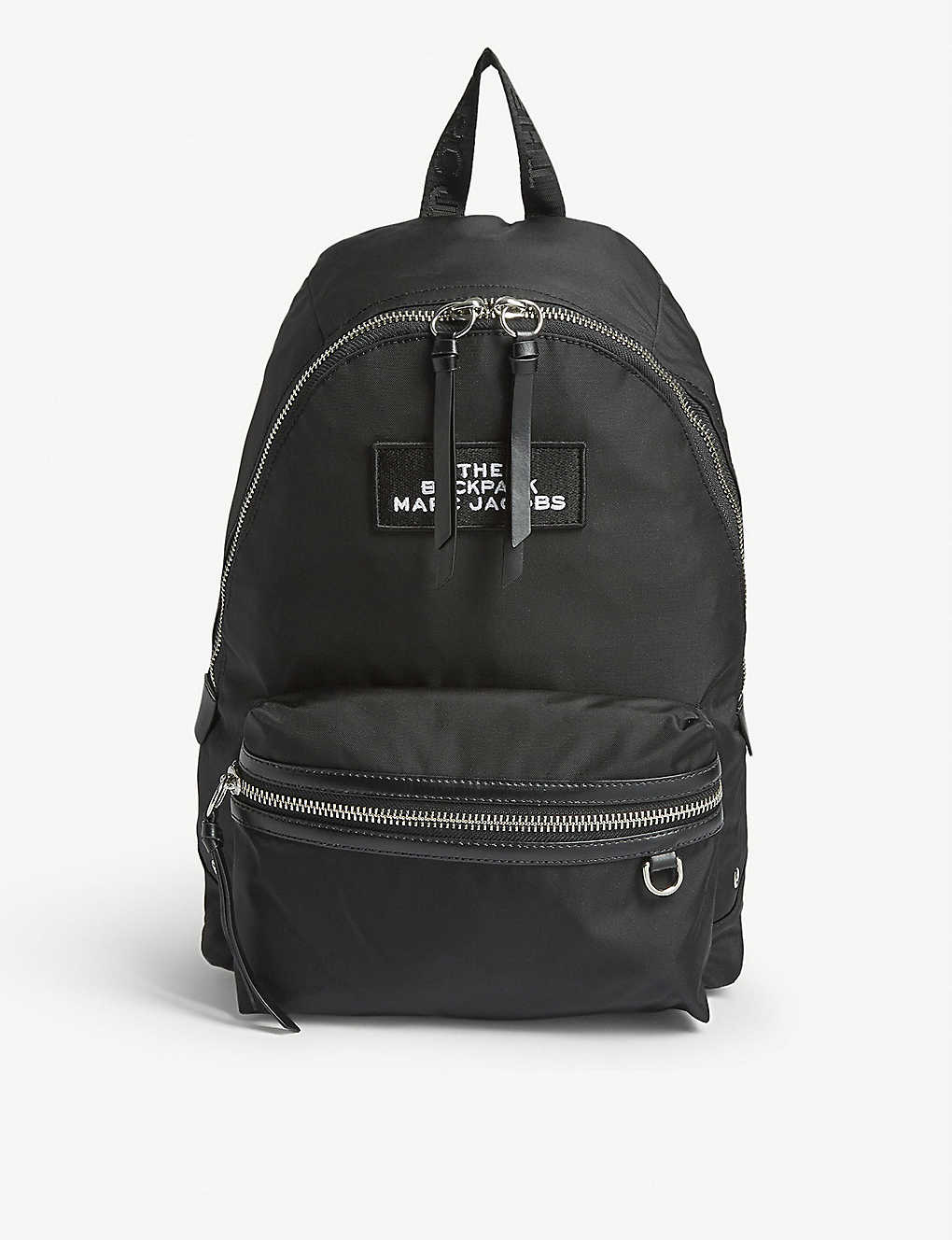 MARC JACOBS: The Backpack nylon backpack