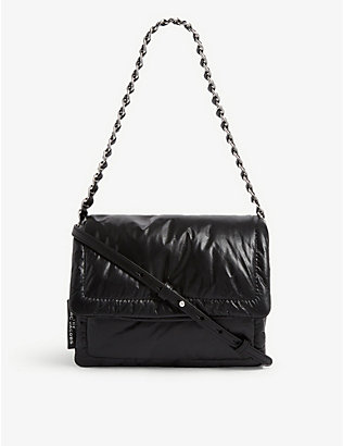 MARC JACOBS: Leather Pillow bag